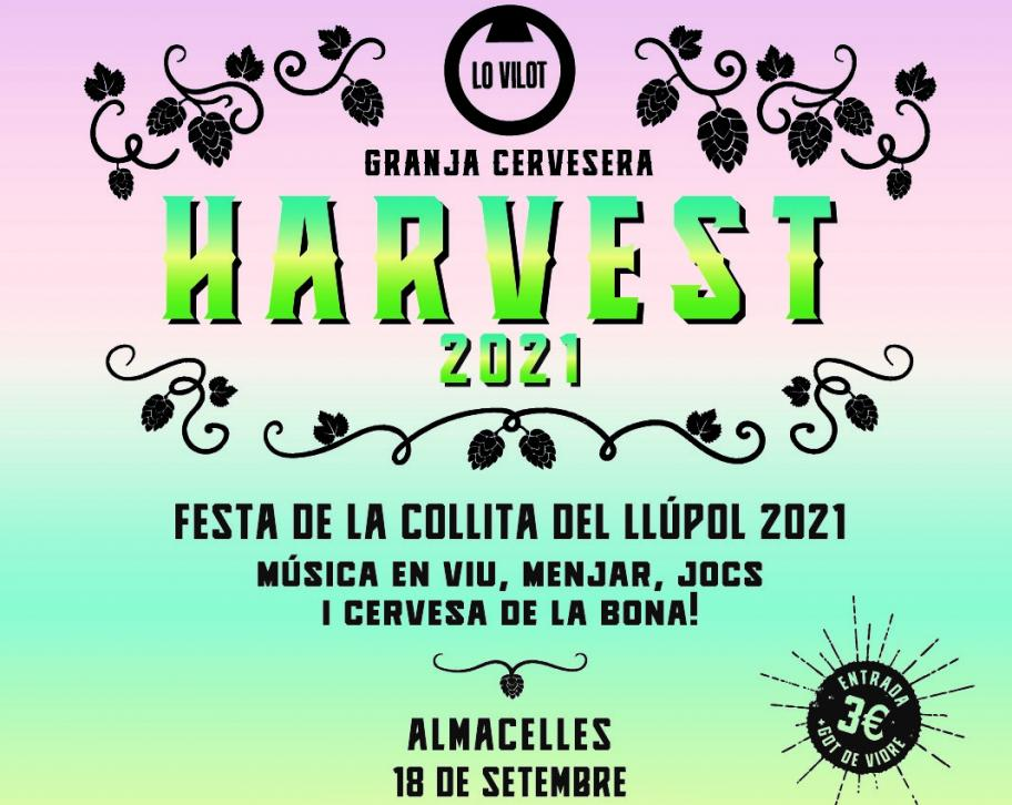 Harvest 2021 - Festa de la Collita del Llúpol