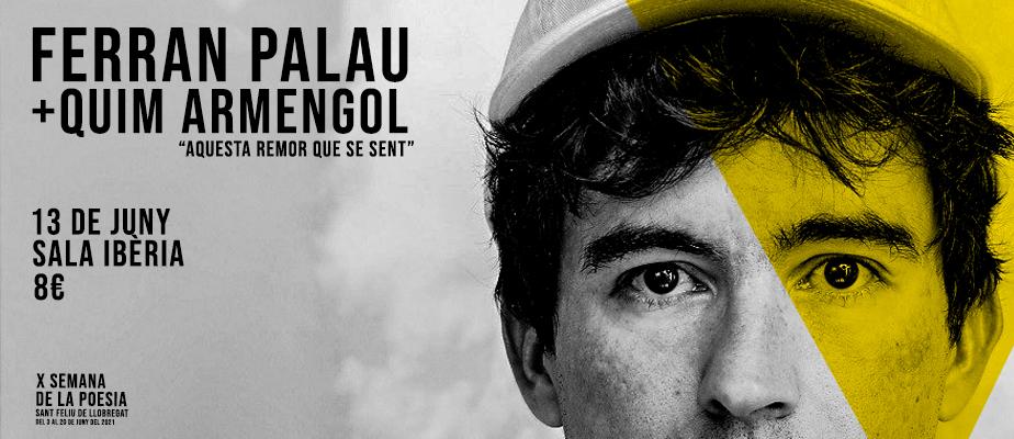 Concert Ferran Palau i Quim Armengol